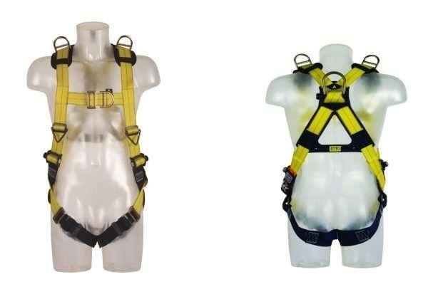 528 93859 1112903 1112904 1112905 DBI Sala Delta Harness Rescue Front PR1